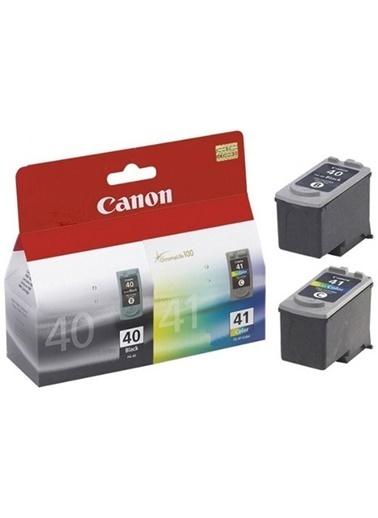 Canon Pg-40/Cl-41 Mürekkep Kartuş Renkli